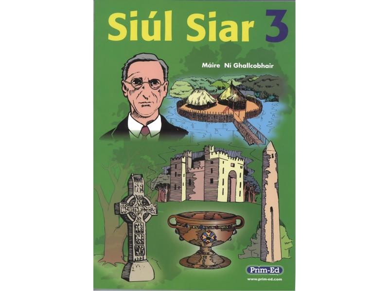 Siúl Siar 3 - Fifth Class
