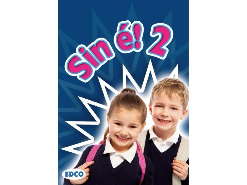 Sin é! 2 - Second Class Textbook