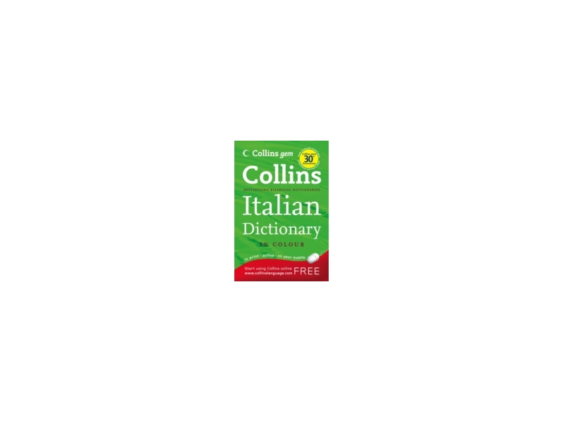 Collins Gem Italian Dictionary