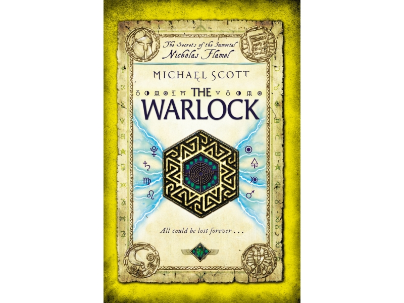 Michael Scott - Book 5 - The Warlock