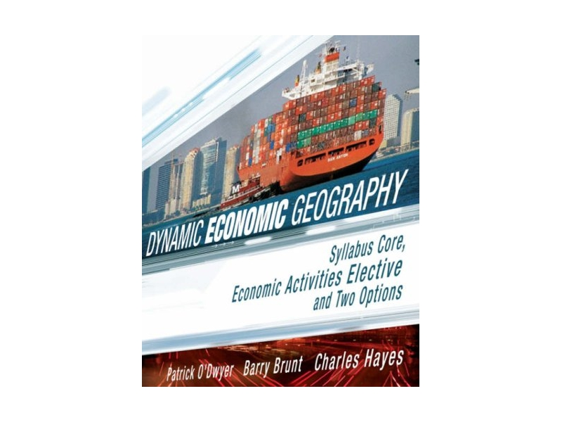 Dynamic Economic Geography Textbook