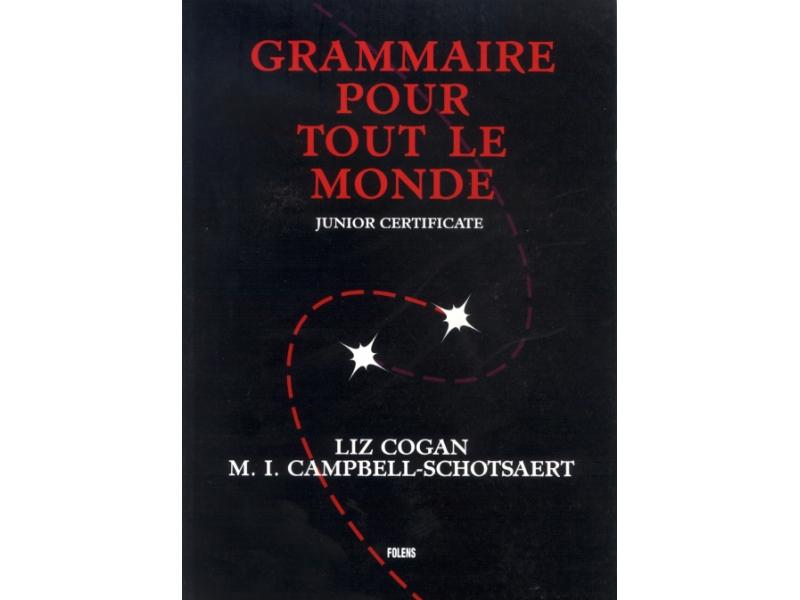 Grammaire Pour Tout Le Monde