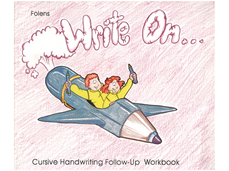 Write On Follow Up - Fourth & Fifth Class