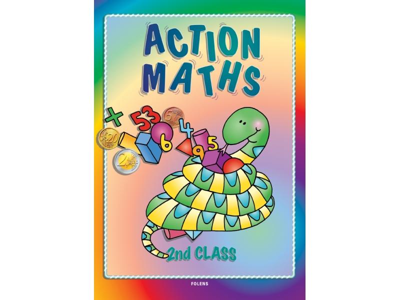 Action Maths 2 - Second Class