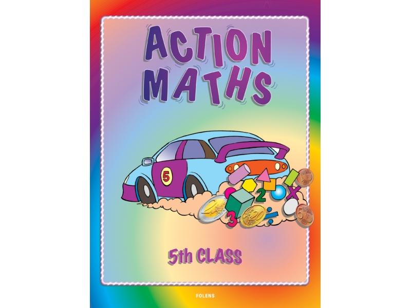 Action Maths 5 - Fifth Class