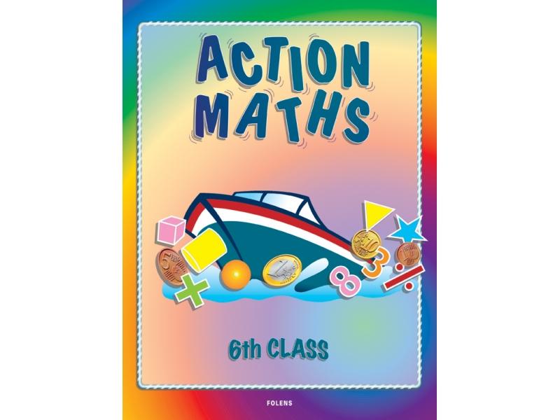 Action Maths 6 - Fifth Class