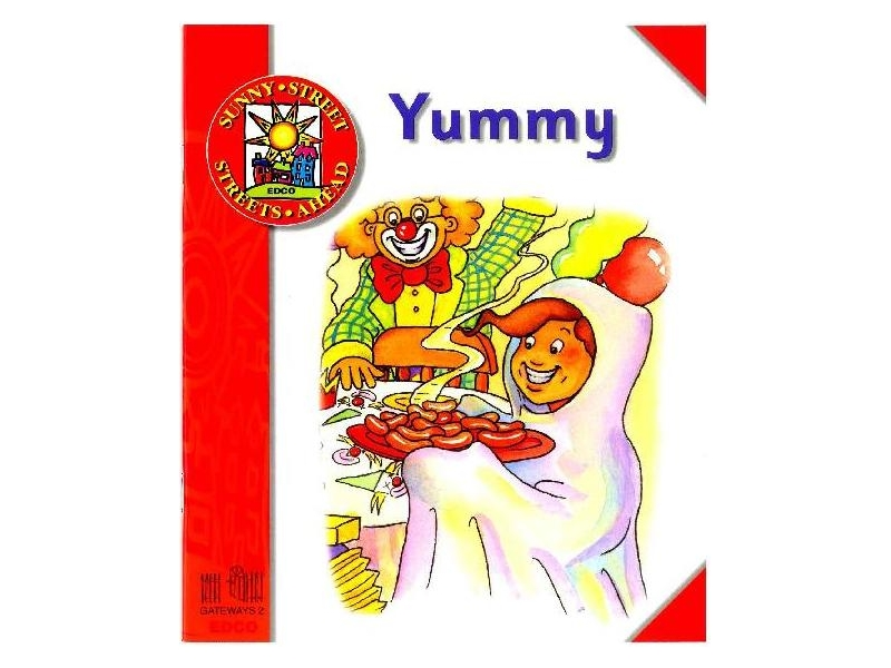 Yummy - Core Reader 2 - Sunny Street - Junior Infants
