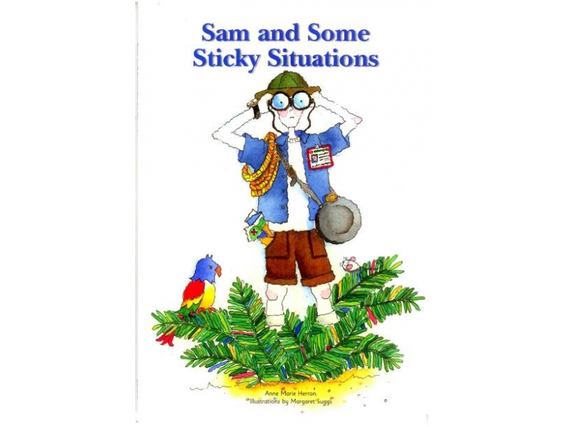Sam & Some Sticky Situations - Novel - Sunny Street - Second Class