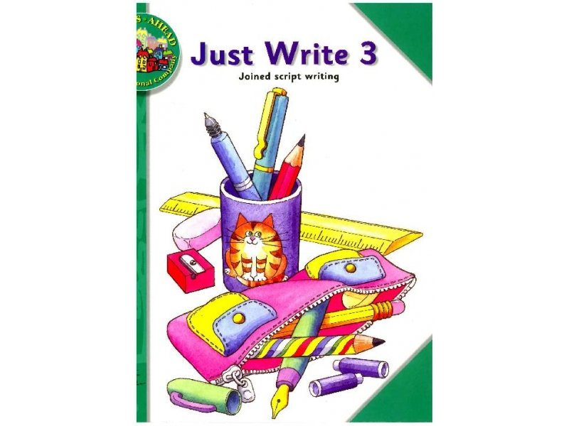 Just Write 3: Joined Script Writing - Streets Ahead - Third Class