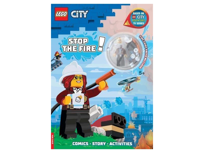 Lego City - Stop The Fire!