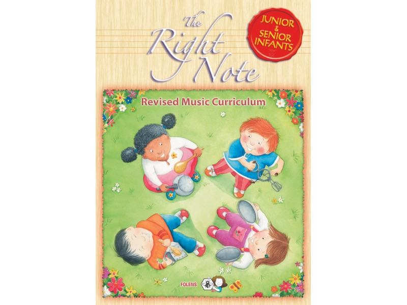 The Right Note Junior & Senior Infants Activity Book