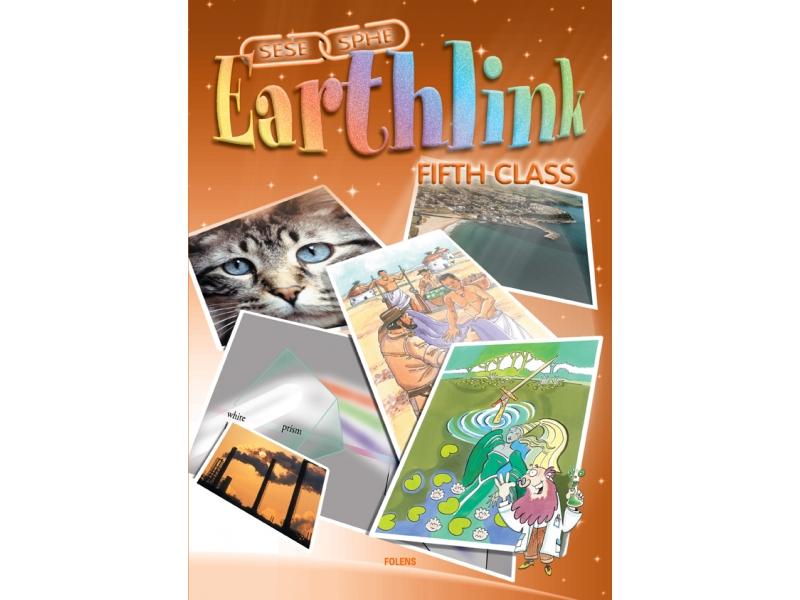 Earthlink 5 Pack - Textbook & Workbook - Fifth Class