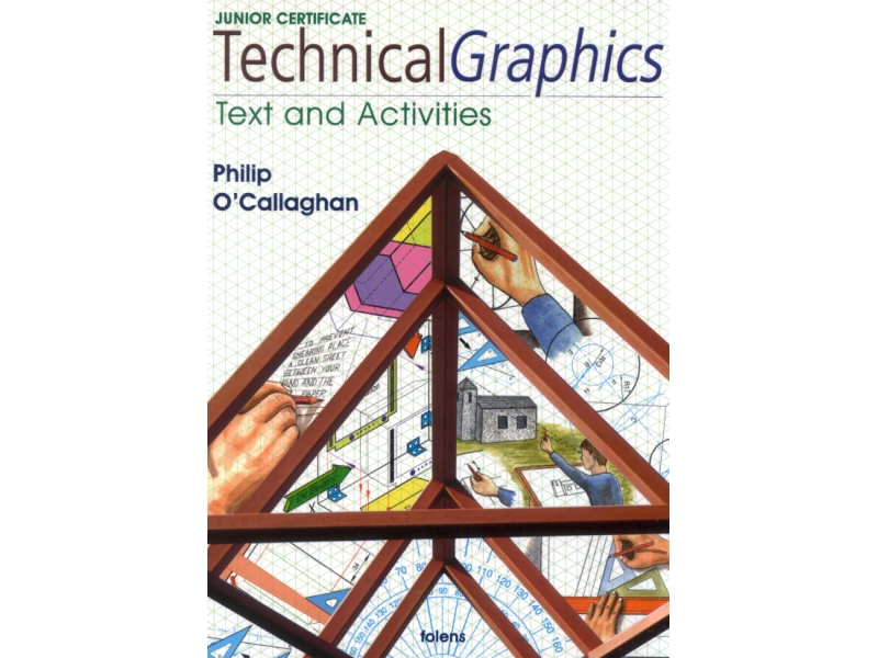 Technical Graphics Pack 3rd Edition - Textbook & Workbook - Junior Certificate Technical Graphics