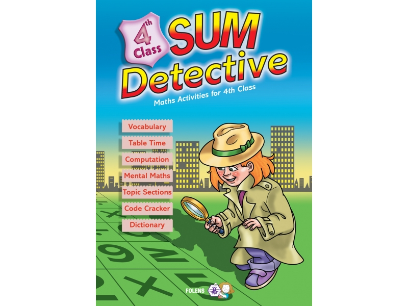Sum Detective 4 - Fourth Class