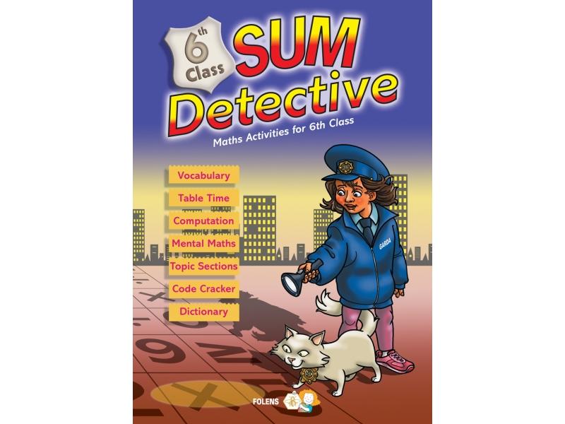 Sum Detective 6 - Sixth Class