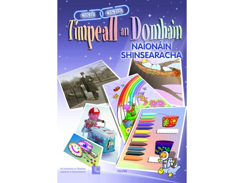 Timpeall an Domhain Senior Infants