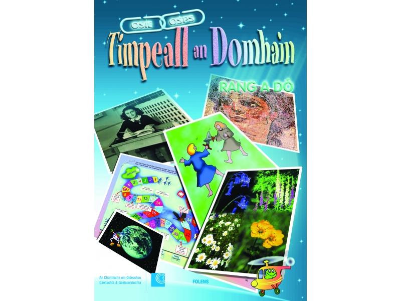 Timpeall an Domhain Second Class