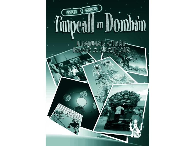 Timpeall an Domhain 4th Class Workbook - Fourth Class