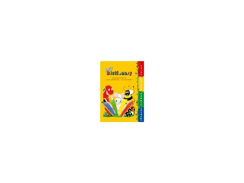 Jolly Phonics Dictionary