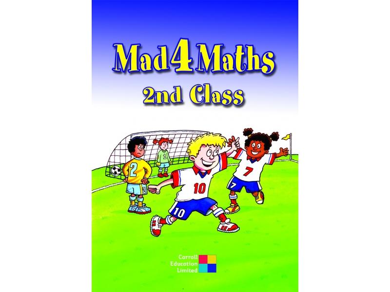 Mad 4 Maths 2nd Class