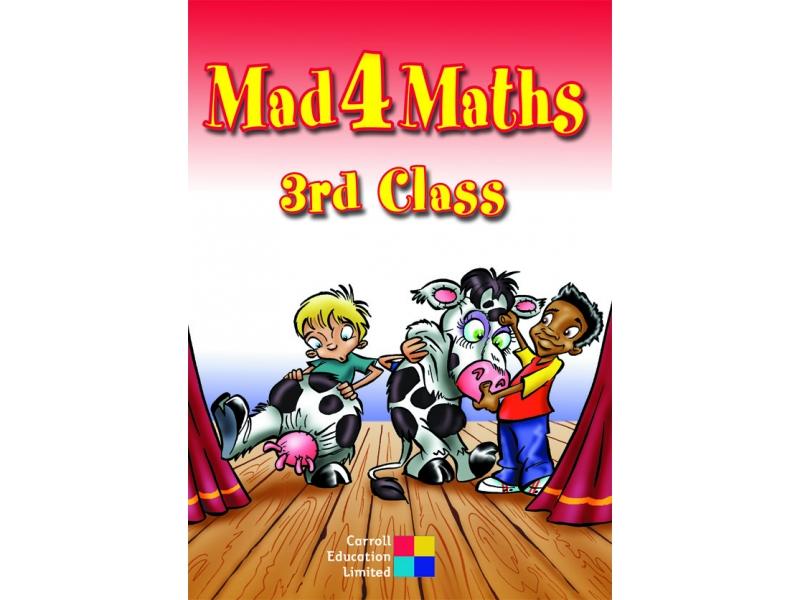 Mad 4 Maths 3rd class