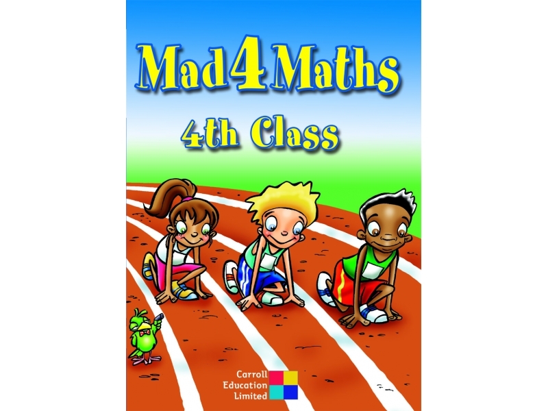 Mad 4 Maths 4th Class