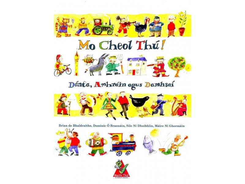 Mo Cheol Thú Textbook - Poems & Songs Third-Sixth Class