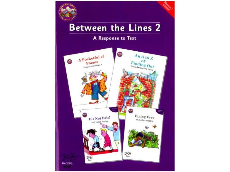 Between The Lines 2 - Skills Book - Streets Ahead - Fourth Class