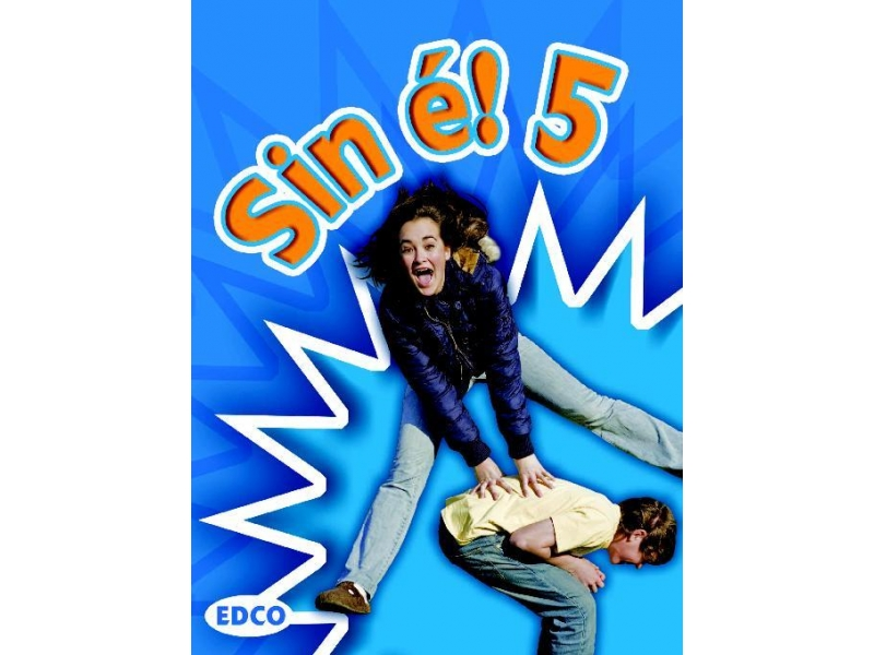 Sin é! 5 Pack - Textbook & Mo Scór Workbook - Fifth Class