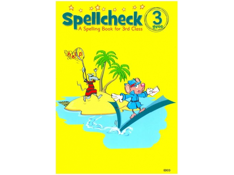 Spellcheck 3 - Third Class
