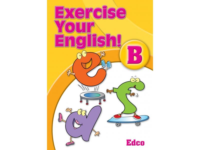 Exercise Your English B - Senior Infants