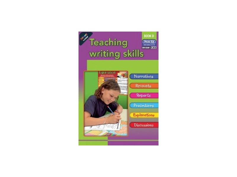 Teaching Writing Skills Book D