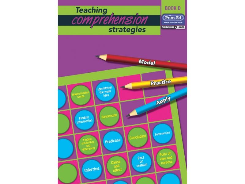 Teaching Comprehension Strategies Book D
