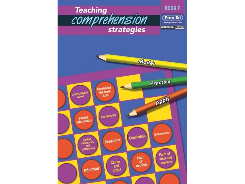 Teaching Comprehension Strategies Book F