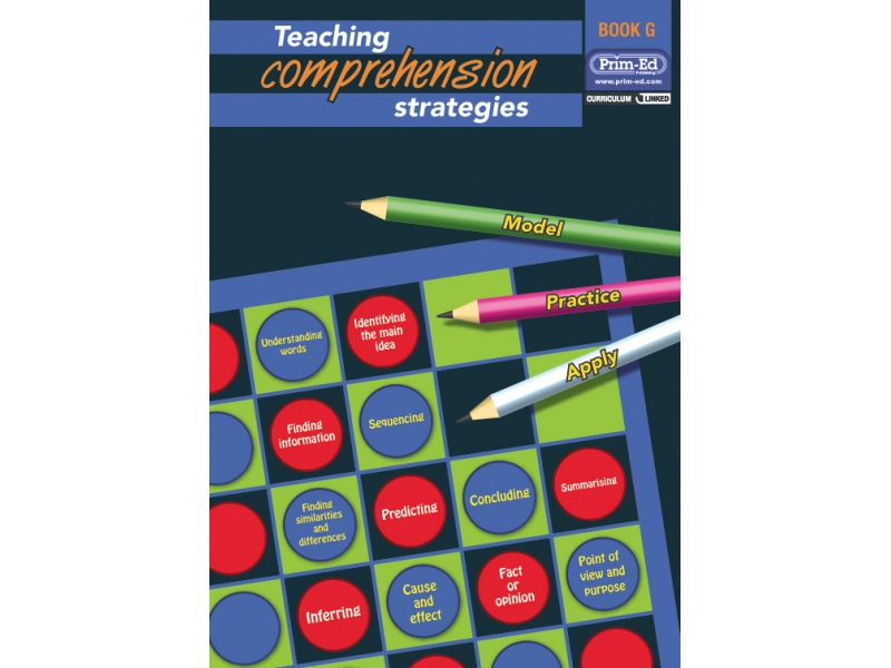 Teaching Comprehension Strategies Book G