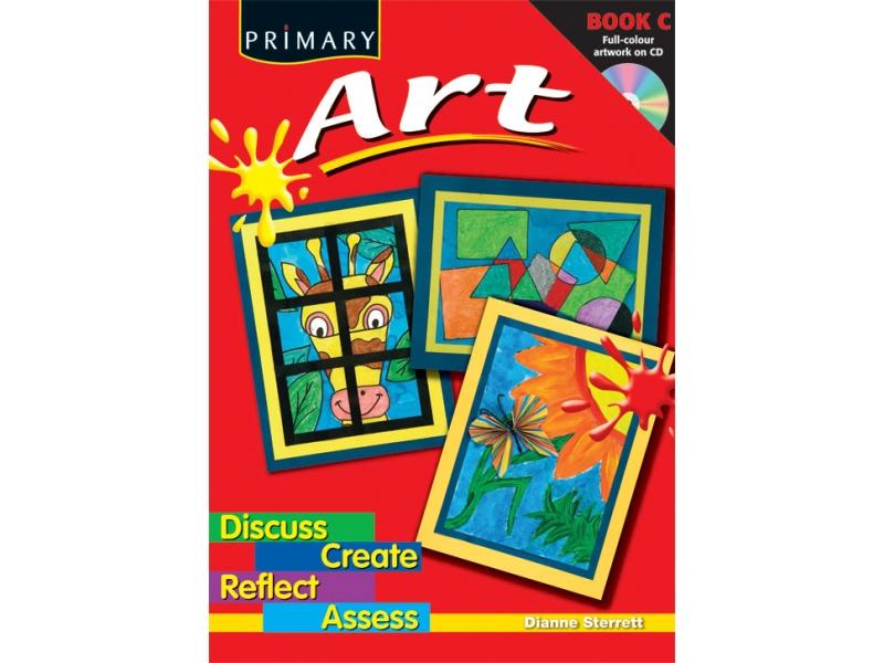 Primary Art Book C