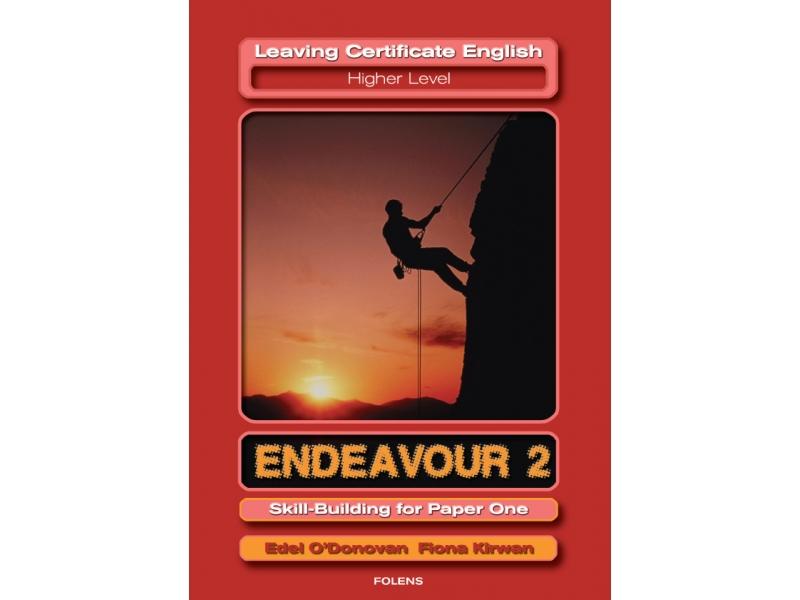 Endeavour 2 - Leaving Cert English Higher Level