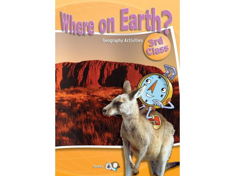 Where On Earth? 3 - Third Class