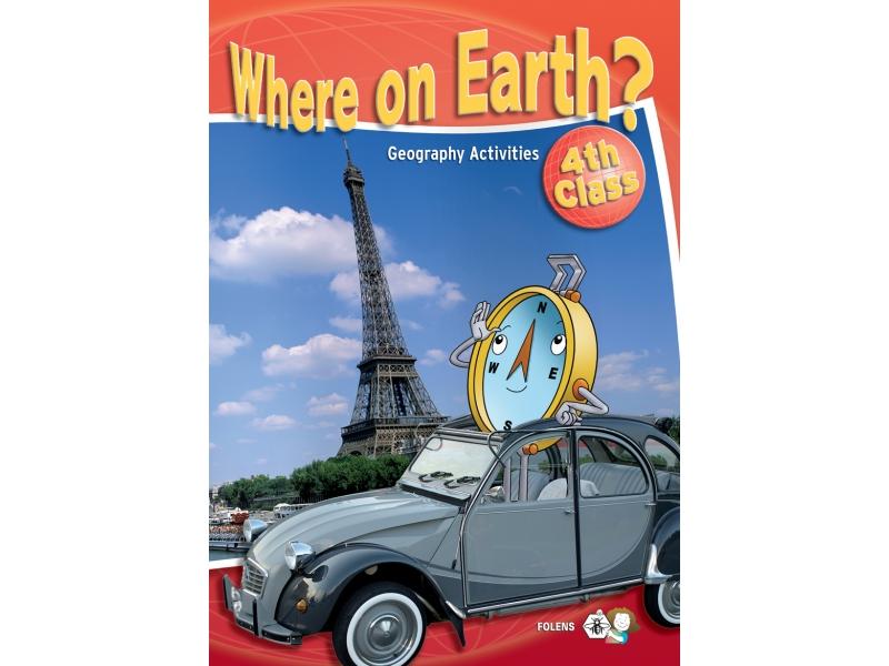 Where On Earth? 4 - Fourth Class