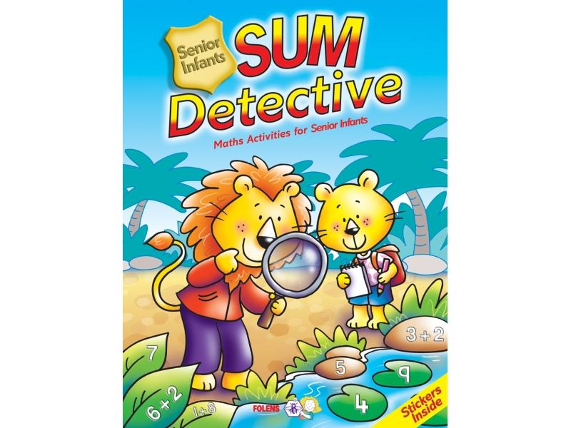Sum Detective Senior Infants