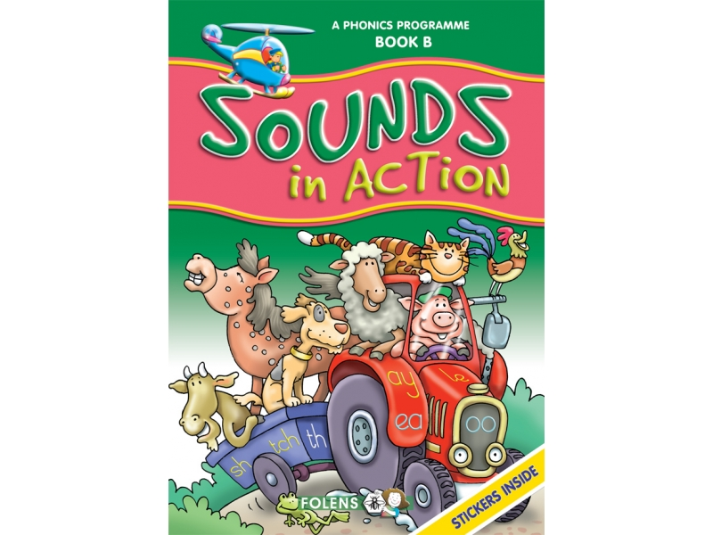 Sounds In Action B - Second Class