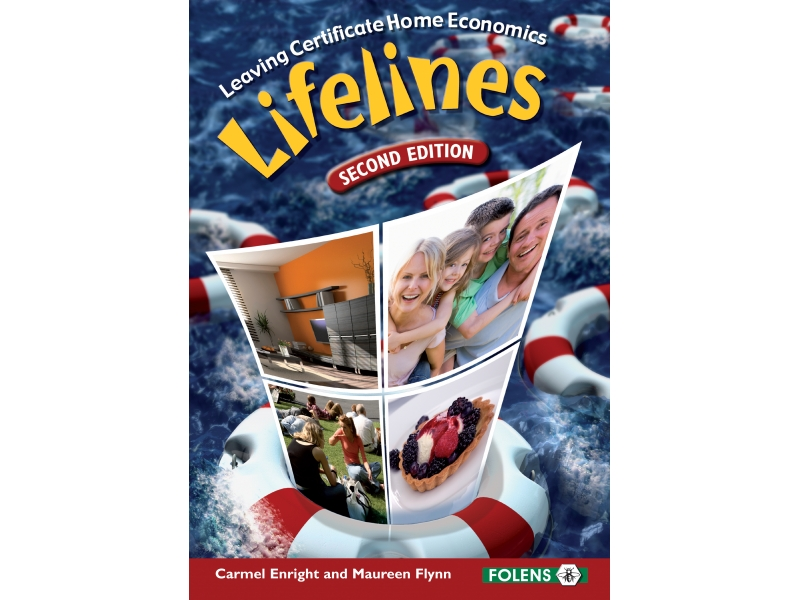Lifelines Pack - Textbook & Workbook - 2nd Edition - Leaving Certificate Home Economics
