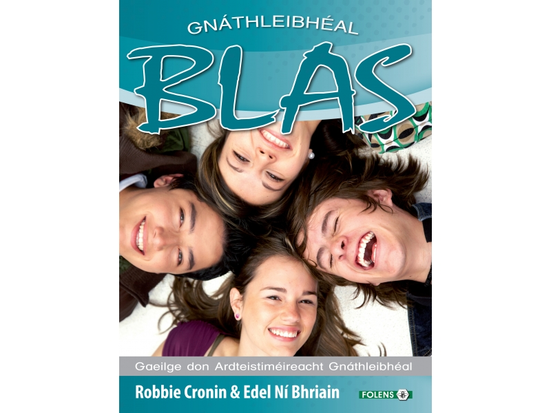 Blas Gnáthleibhéal - Textbook - Leaving Certificate Ordinary Level