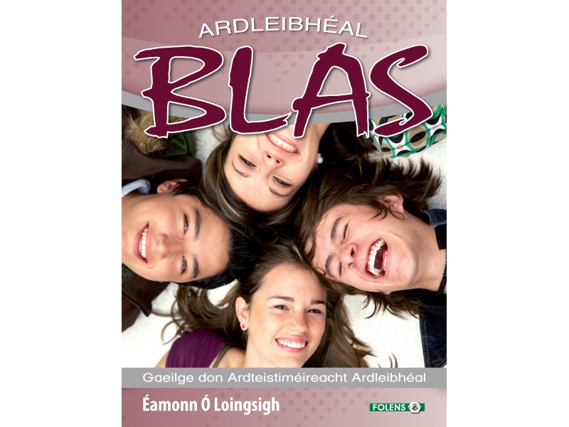 Blas Ardleibhéal - Textbook - Leaving Certificate Higher Level
