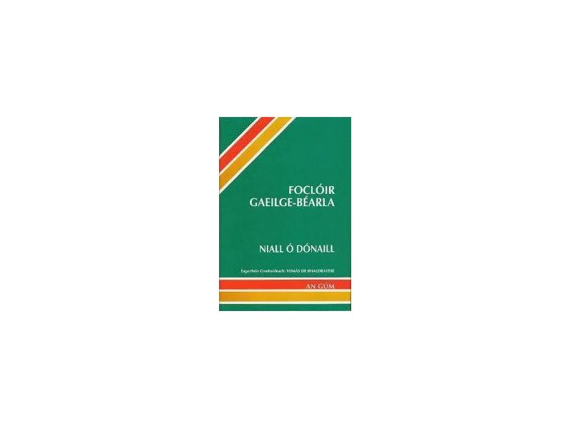 Focloir Hardback - Irish/English