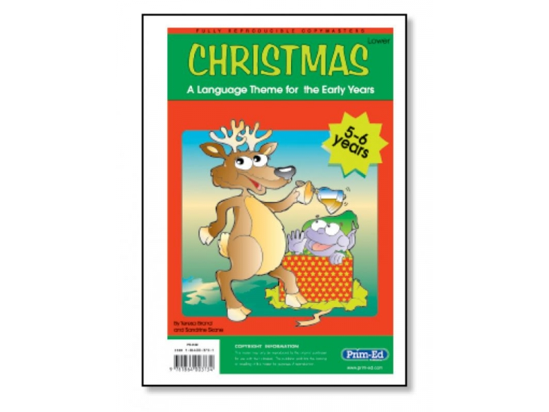 Christmas 5-6 Years