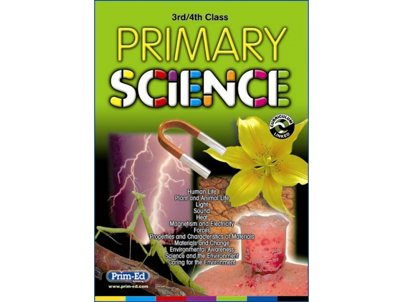 Primary Science 3rd & 4th Class