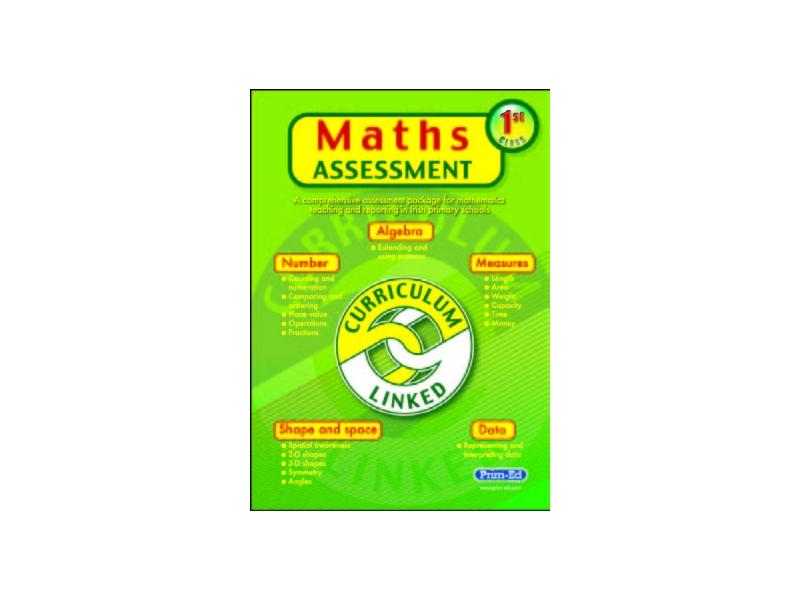 Maths Assessment 1st Class