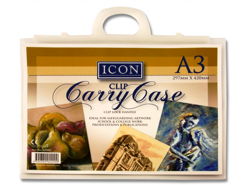 Carry Case A3 With Handle