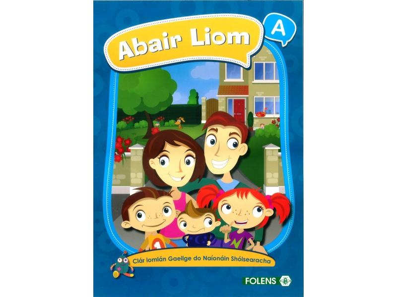 Abair Liom A - Junior Infants